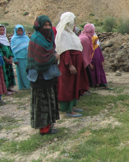 Climate change and health in the koh-e-baba mountains: lessons from Afghan women